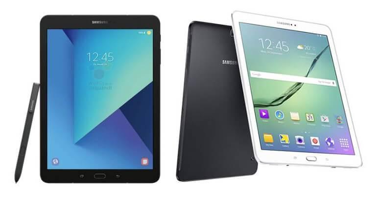 Samsung Galaxy Tab s3 biały czarny