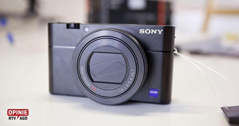 sony DSC RX100M5