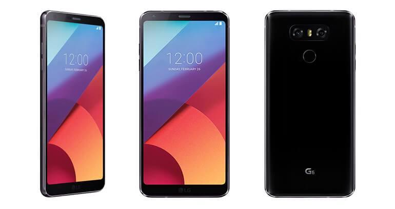 LG G6 smartfon