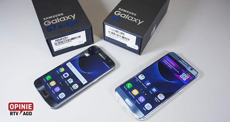jaki smartfon samsung wybrać? S7 czy S7 Edge