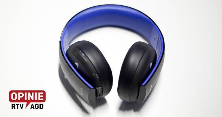 słuchawki PS4 Headset 2.0