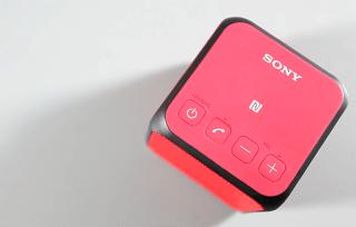 SONY SRS  – X11 – mały głośnik Bluetooth o wielkich możliwościach