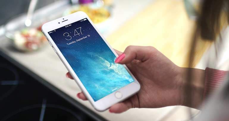 iPhone 7 apple smartfon