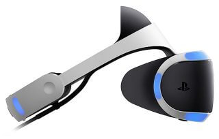 okulary vr sony playstation