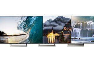 Nowa Linia TV SONY XE8505 XE9005 XE9305