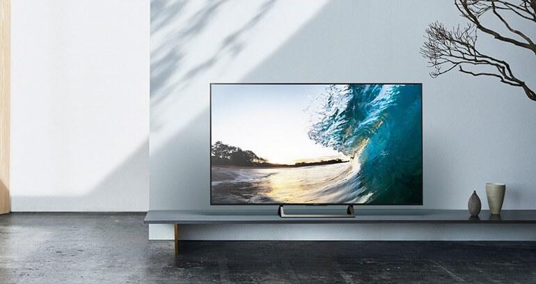 nowa linia telewizorów sony