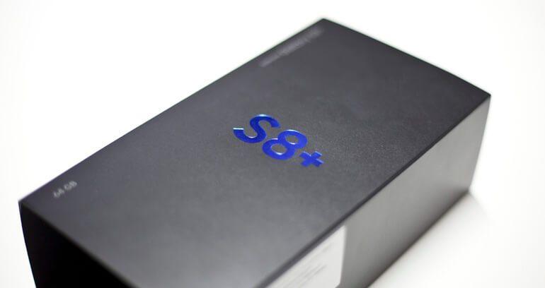 Galaxy s8 bateria