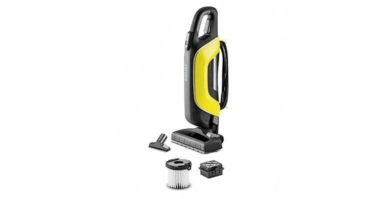 Odkurzacz ręczny KARCHER VC 5 – kompaktowy odkurzacz do codziennego sprzątania
