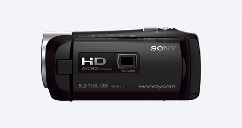 kamera SONY HDRPJ410B