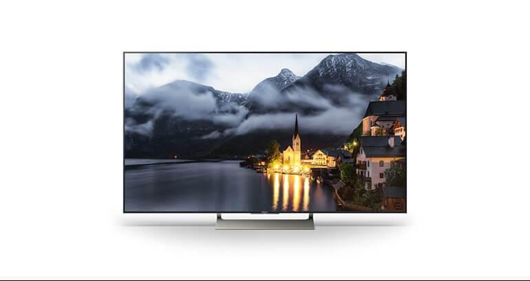 OPINIE NATEMAT TELEWIZORA SONY XE9005