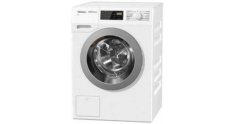 test oszczędnej pralki miele ładowanej odfrontu