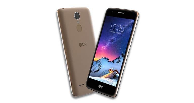 LG K8 recenzja