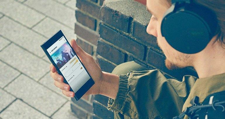 Aplikacja headphones connect dla Sony XB950N1 oraz XB950N1