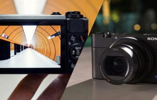 Porównanie aparatu Sony RX 100 III i Canon G7X MK2 – który wybrać?
