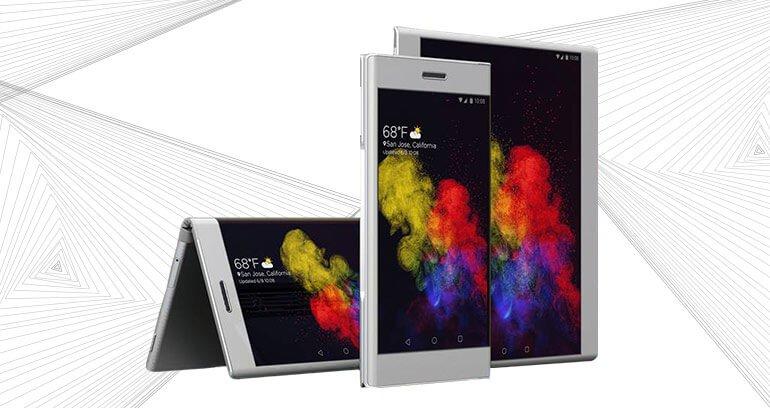 Lenovo Folio – nie tylko Samsung myśli o zginanych smartfonach