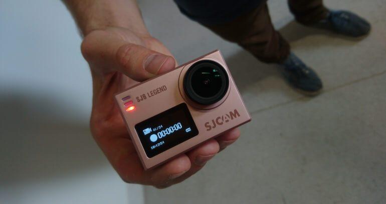 Kamera sportowa SJ6 Legend firmy SJCAM