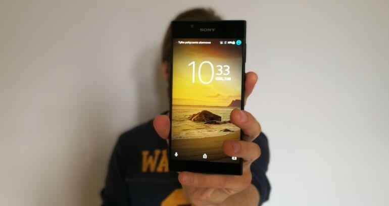 Prezentacja smartfona Xperia L1