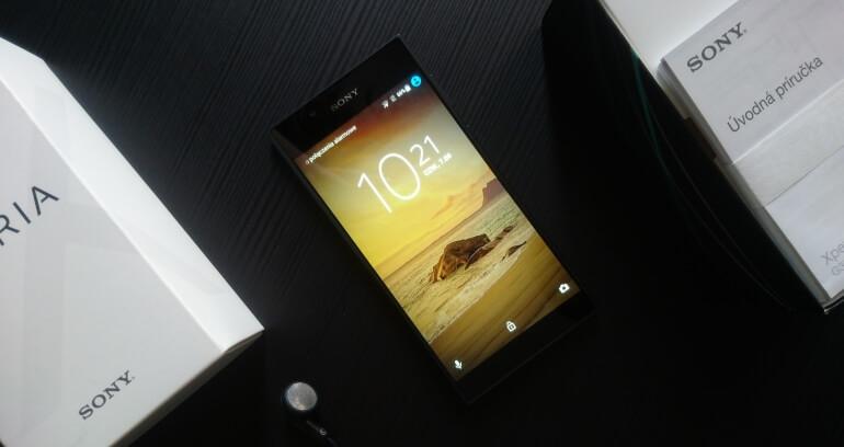 Co znajduje się w zestawie z Sony Xperia L1?