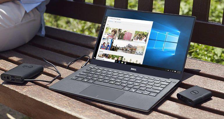 dell xps 13 lifting wydajnej serii laptopów