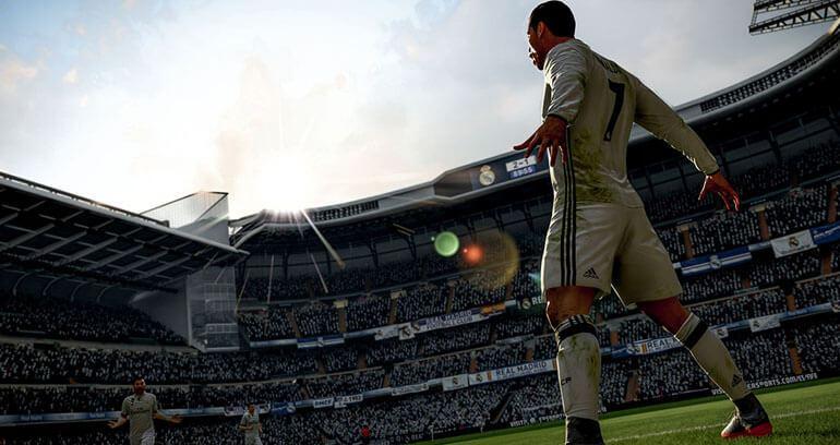 Na czym zagrać w FIFA 18