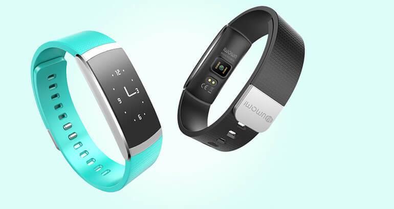 smartband iwown i6 hr