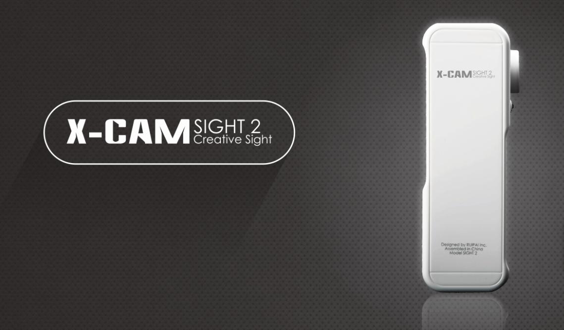 Gimbal X-Cam Creative Sight 2