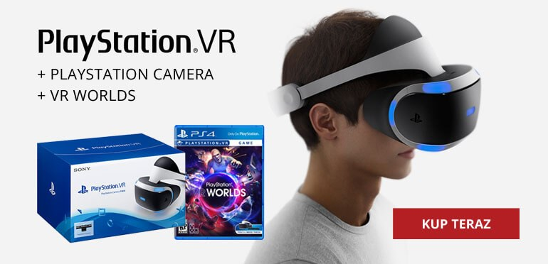 Gogle PlayStation VR