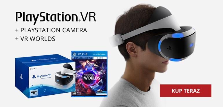 Gogle PlayStation VR