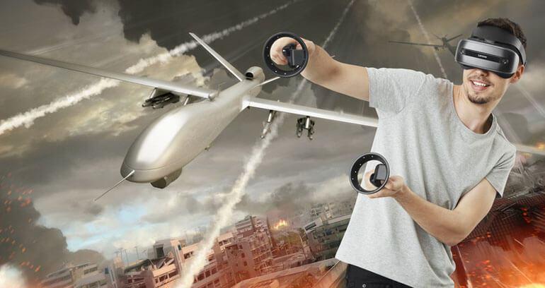 Gogle VR Lenovo Explorer – nowa propozycja VR