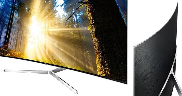 SAMSUNG UE55KS9000L z funkcją Smart TV