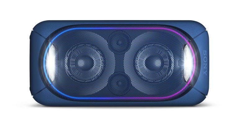 SONY GTK-XB60 prezentacja produktu