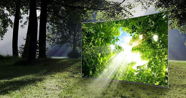 Telewizor SAMSUNG UE55KS9000L