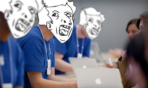 Apple ios problem geniusz