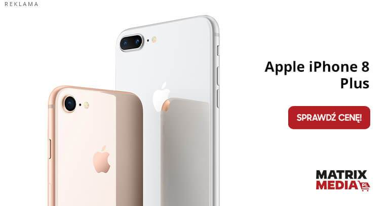 Ile kosztuje iPhone 8 Plus?