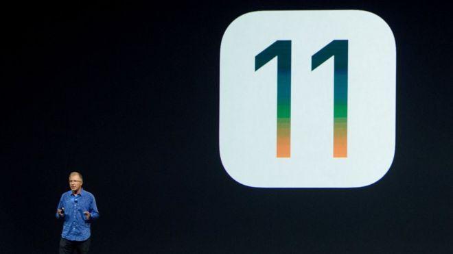 ios11 apple centrum sterowania