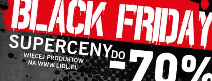 Black Friday Lidl