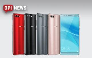 opiNEWS – Huawei Nova 2s – oficjalne informacje