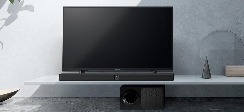 recenzja soundbaru Sony HT-CT290