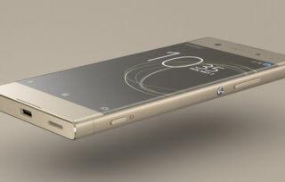 Sony Xperia XA1 zamiast aparatu?