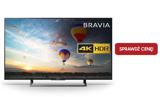 gdzie kupić telewizor SONY KD-55XE8096?