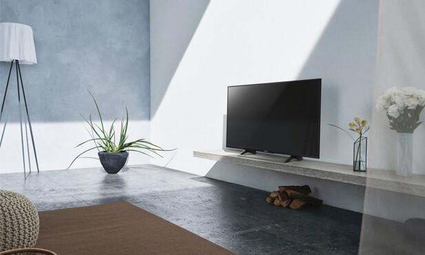 Test telewizora SONY KD-55XE8096