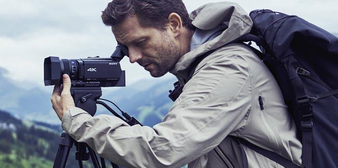 Recenzja kamery SONY FDR AX700 4K