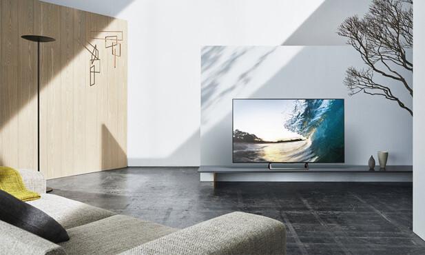 Recenzja telewizora sony KD-55XE8505