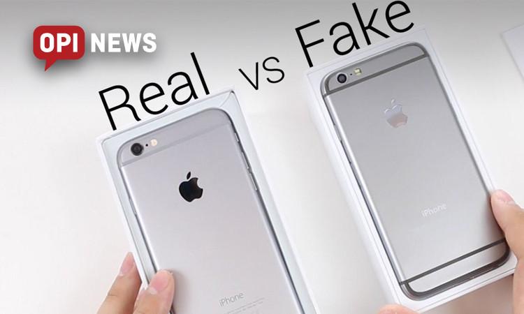 jakie smartfony najczęściej podrabiają chińczycy?