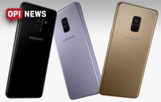Samsung Galaxy A8 w przedsprzedaży