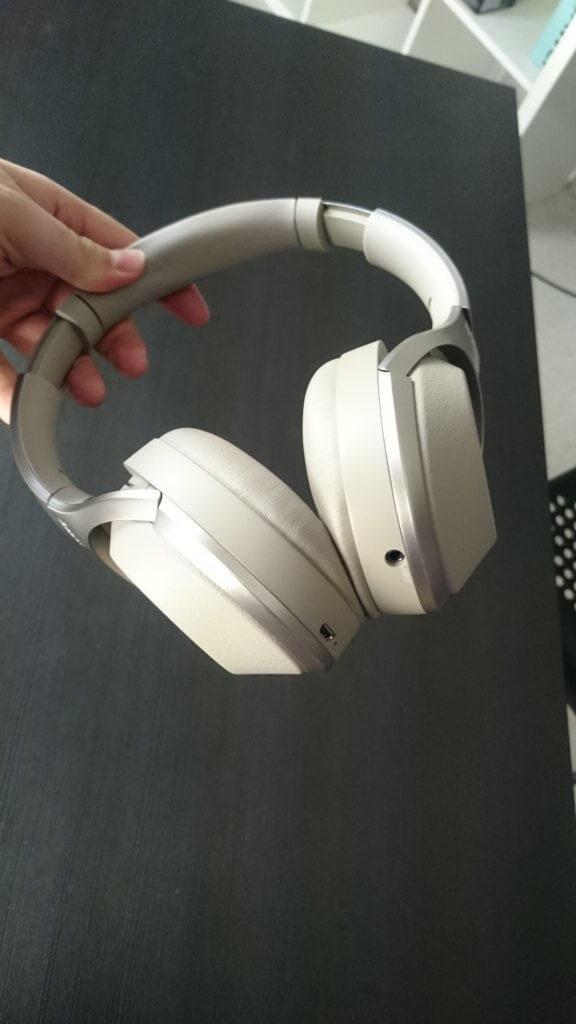 recenzja słuchawek bezprzewodowych NC sony wh 1000xm2