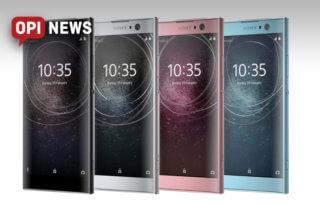 Smartfony SONY 2018 – wyciekły zdjęcia modeli