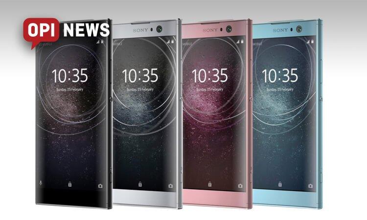 Jak będzie wyglądać nowy smartfon sony xperia xa2 ultra? specyfikacja techniczna