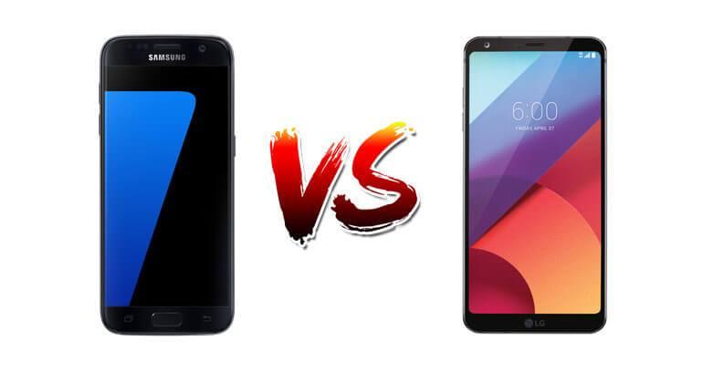Porównanie Samsung Galaxy S7 vs LG G6 – który model jest lepszy?