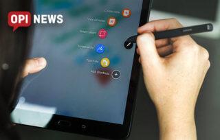 Nowy tablet SAMSUNG z wyświetlaczem 10,5 cala